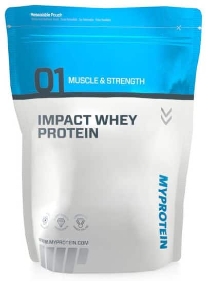 Myprotein Coupon: 40% Off Sitewide: 11lbs Impact Whey Protein  $54 & More + $6 Flat-Rate Shipping