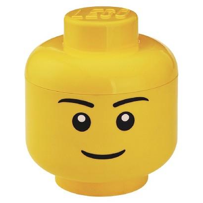 LEGO Large Storage Boy Head  $16 + Free Shipping