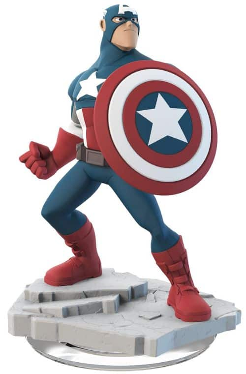 Disney Infinity Figures: Marvel Super Heroes, Disney Originals & More  $10 each + Free Store Pickup