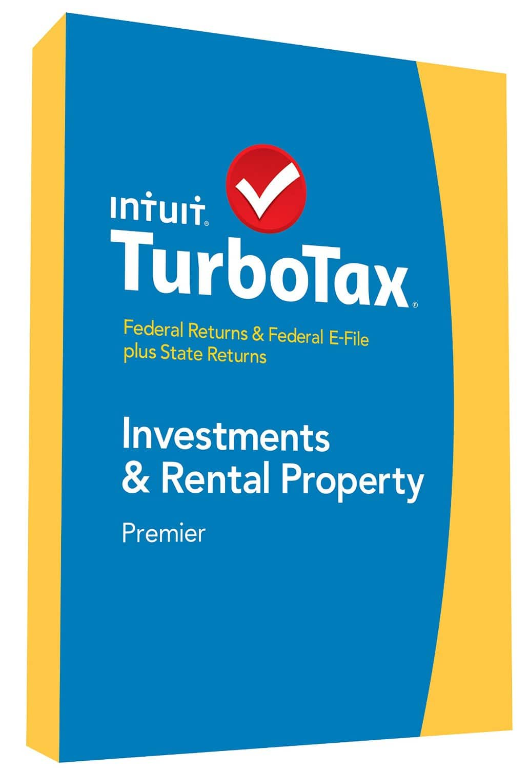 TurboTax Premier 2014 Fed + State + Fed Efile + Refund Bonus for $59.99 Amazon Discount, $54.99 for Costco member