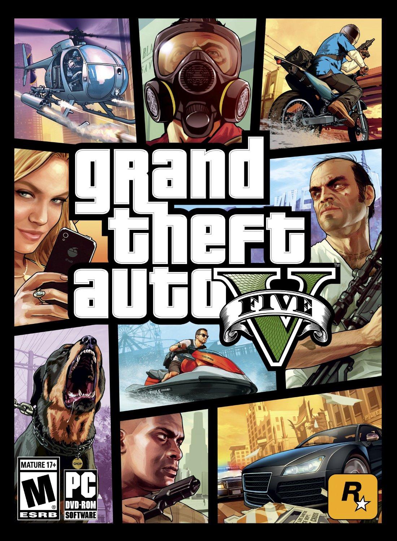 Grand Theft Auto V Pre-Order (PC Digital Download) w/ Pre-Order Bonus  $46