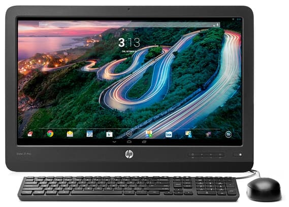 """HP Slate21 Pro All-in-One 21.5"""" PC  $216 + Free Shipping"""