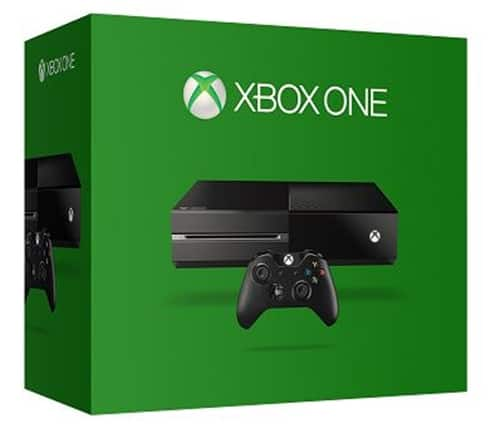 Xbox One Console $299 + Tax + Shipping