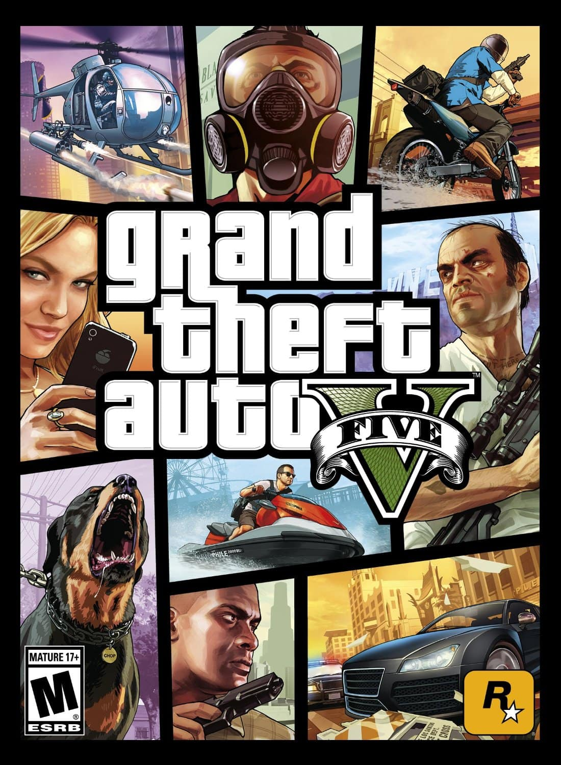 Grand Theft Auto V Pre-Order (PC Digital Download)  $47