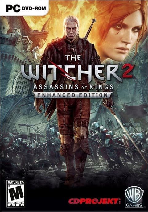 The Witcher 2: Assassins of Kings Enhanced Edition (PC Download)  $3