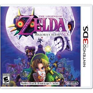 "Fry's 5/26 Ad Preview: Legend of Zelda: Majora's Mask 3D $25, 65"" LG 65LF6300 1080p 120Hz Smart TV $1099 B&M, Sony Proforma Cable Management System $8 & More"