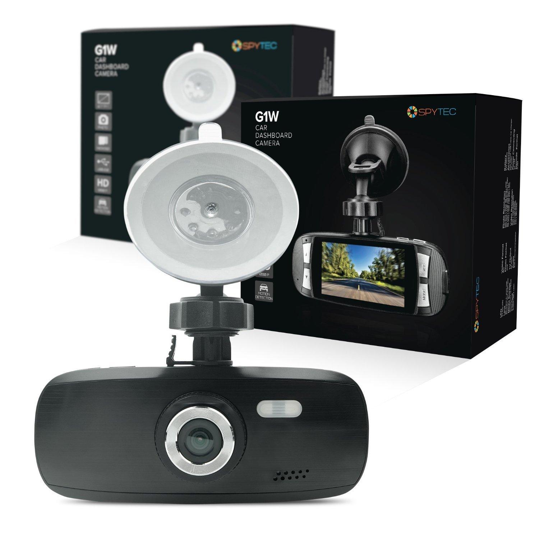 "Spy Tec G1W Dash Cam 2.7"" LCD Full HD 1080P @Amazon After LT Promo Code - $39.95"