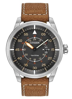 Men's & Women's Citizen Eco-Drive Watches  From $27 & More + $5.95 Flat-Rate Shipping