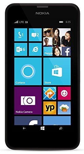 "AT&T Nokia Lumia 635 4.5"" 4G LTE Prepaid Smartphone  $20 + Free Store Pickup"
