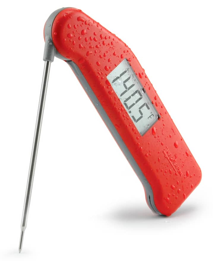 ThermoWorks Thermapen Instant Read Cooking Thermometer  $77 + $4 Flat-Rate Shipping