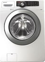 Samung Front Loading Washer + Dryer (WF220ANW/XAA + DV220AEW/XAA) - $849.98 + tax + shipping @ Best Buy