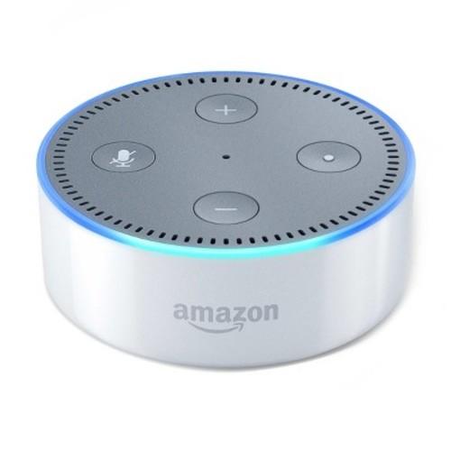 Amazon Echo Dot (White) $25.50 + Free Shipping