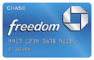 $250 Cashback with New Chase Freedom Credit Card Approval After Spending $500 in 3 Months