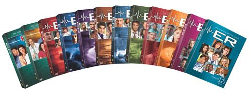 TV Series on DVD: ER Season 1-12 $16, Waltons Season 1-9 $16, Adventures of Superman Season 1-6 $12, Fresh Prince of Bel-Air Season 1-4 $12, Dukes of Hazzard Season 1-7 $12 & More