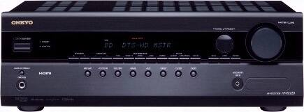 Onkyo HT-RC230 5.1-Channel Home Theater Receiver (refurbished) $100 + Free Shipping