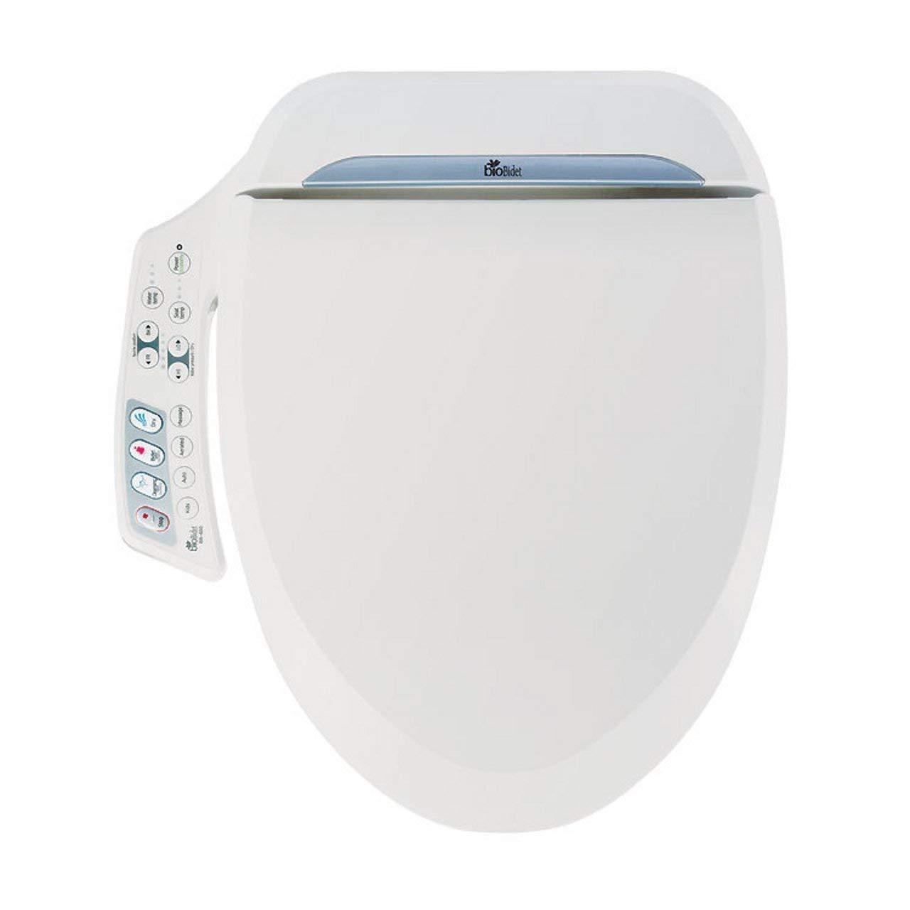 Prime Members: Bio Bidet Ultimate BB-600 Advanced Bidet Toilet Seat (Round) $199.82 + Free Shipping