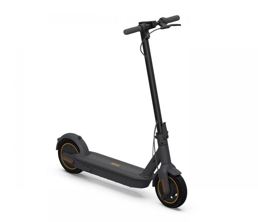 Segway KickScooter MAX - $699 PLUS FREE Storage Bag