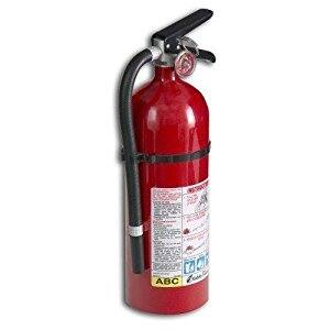 Amazon has the Kidde 21005779 Pro 210 Fire Extinguisher, ABC, 160CI, 4 lbs, 1 Pack on sale for $39.99, free shipping for prime members