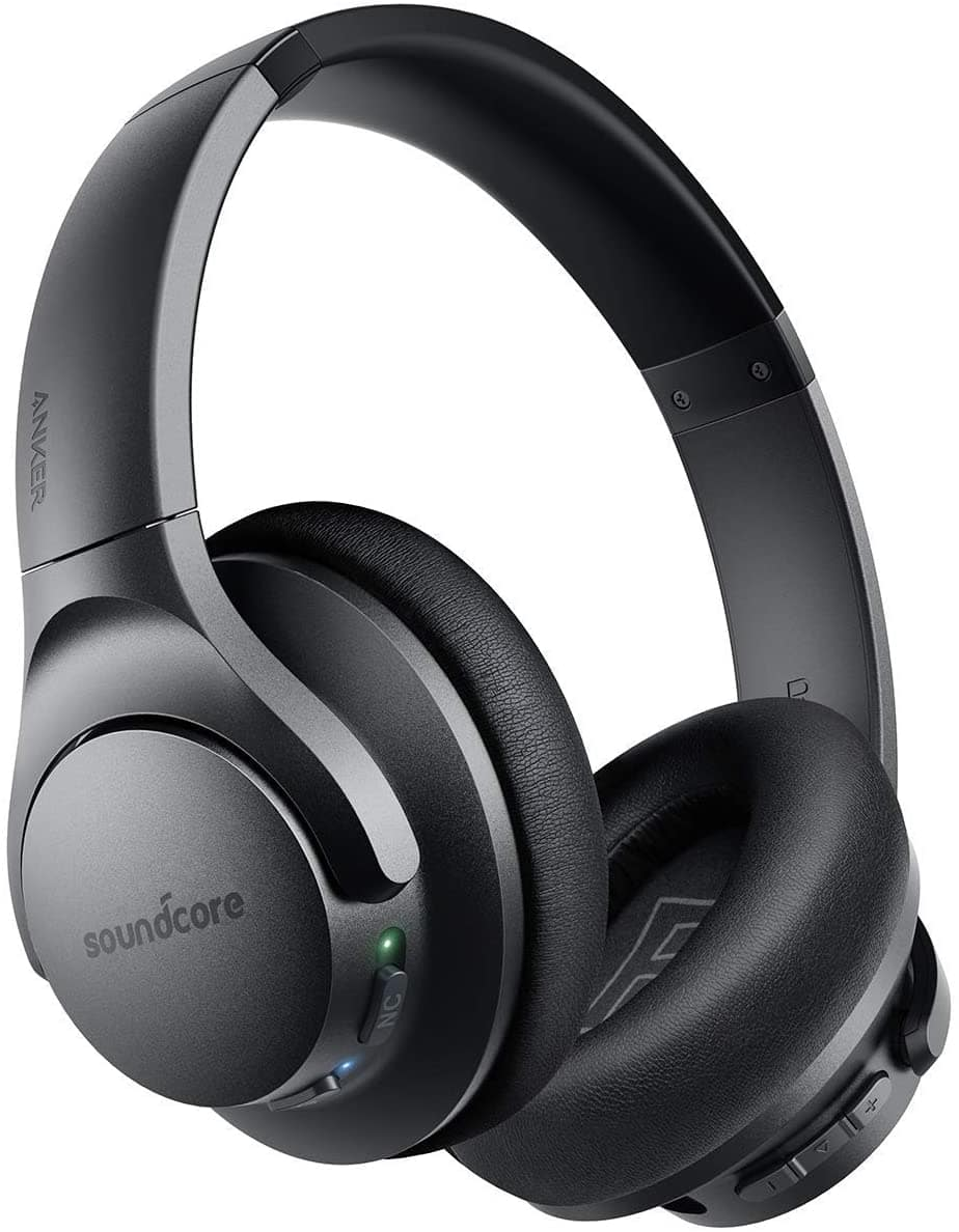 Anker Soundcore Life Q20 Hybrid Active Noise Cancelling Headphones(Renewed) for 36.99+FS