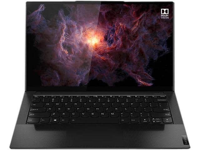 Lenovo Laptop IdeaPad Slim 9 14ITL5 82D2000BUS Intel Core i7 11th Gen 1165G7 (2.80 GHz) 16 GB Memory 512 GB PCIe SSD for $1200+FS $1199.99 at Newegg