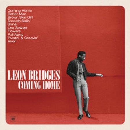 Coming Home by Leon Bridges Vinyl Record - $10.46 + FS w/Prime Amazon or Store Pick Up Walmart