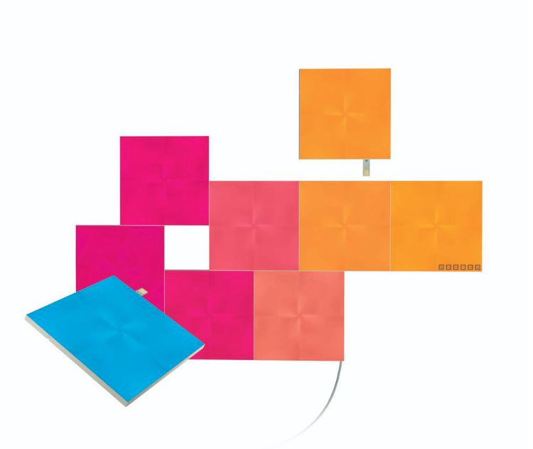 Nanoleaf Canvas Smarter Kit (YMMV) for $139 *Back In Stock*