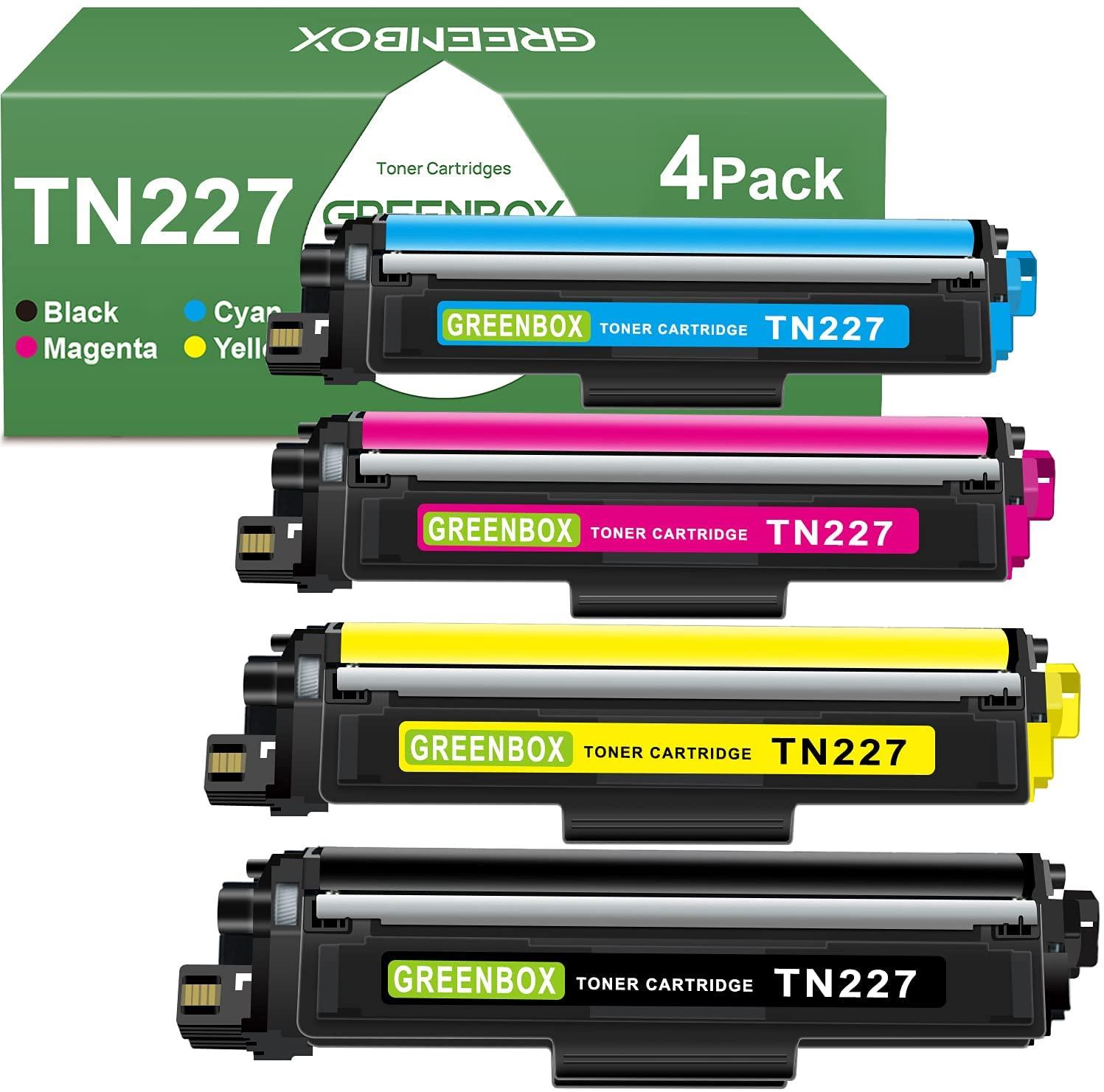 Amazon.com: Compatible Toner Cartridge Replacement for Brother TN227 TN-227 TN227BK TN223 TN-223 for HL-L3210CW HL-L3230CDW HL-L3270CDW HL-L3290CDW MFC-L3710CW $29.99