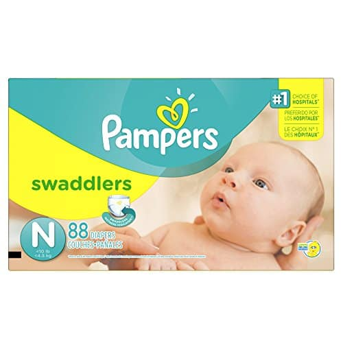 Amazon Prime Members: Pampers Diapers Additional 35% Off