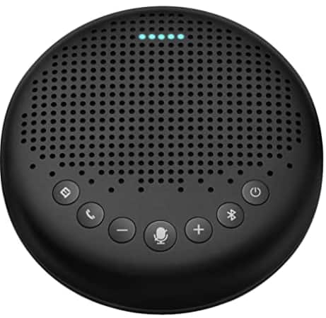 Bluetooth Speakerphone – Luna Computer Speakers with Microphone for  $59.91  @ Amazon