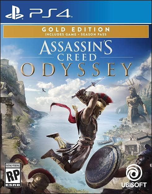 Assassin's Creed® Odyssey - Gold Edition $24.99