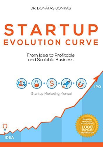 Startup Evolution Curve From Idea to Profitable and Scalable Business (Kindle eBook) - Amazon $0.99