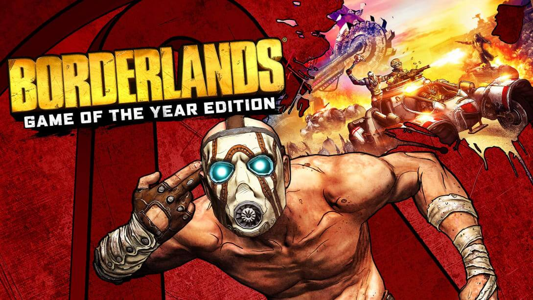 Nintendo Switch Game : Borderlands: Game of the Year Edition at eShop $11.99