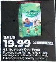 True Value Black Friday: Purina 42 lb. Adult Dog Food for $19.99