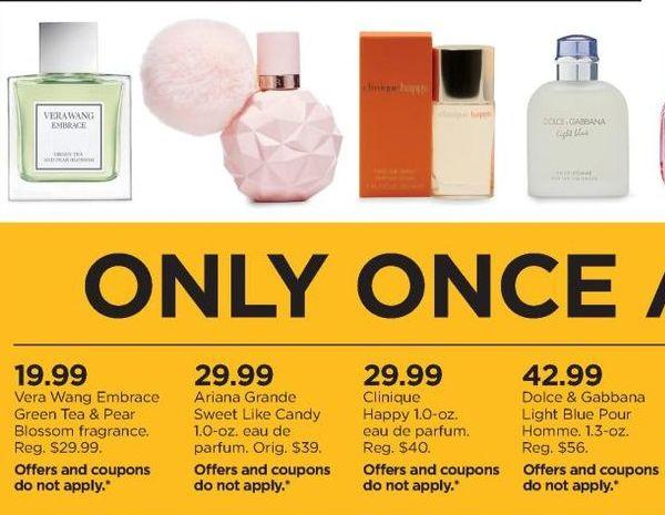 Kohl's Black Friday: Clinique Happy 1.0-oz. Eau de Parfum for $29.99
