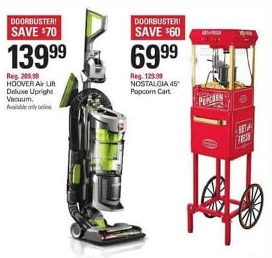 Shopko Black Friday: Hoover Air Lift Deluxe Upright Vacuum for $139.99