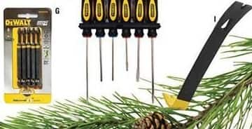 Ace Hardware Black Friday: DeWalt 5-pc. Impact Ready Impact Driver Bit Set, w/Card for $2.99