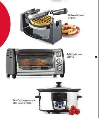 Macy's Black Friday: Bella Toaster Oven for $7.99 after $12 rebate