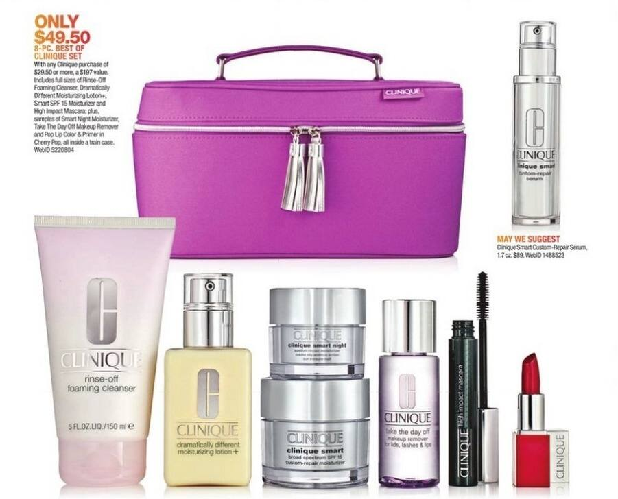 Macy's Black Friday: Best Of Clinique Set for $49.50