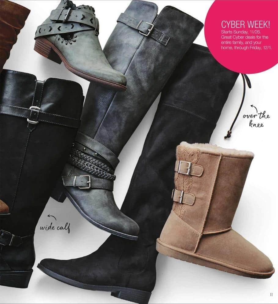 Stage Stores Black Friday: Rampage Boots for Women for $19.99
