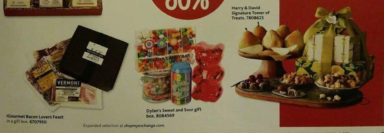 AAFES Black Friday: Dylan's Sweet and Sour Gift Box - Up to 30% Off