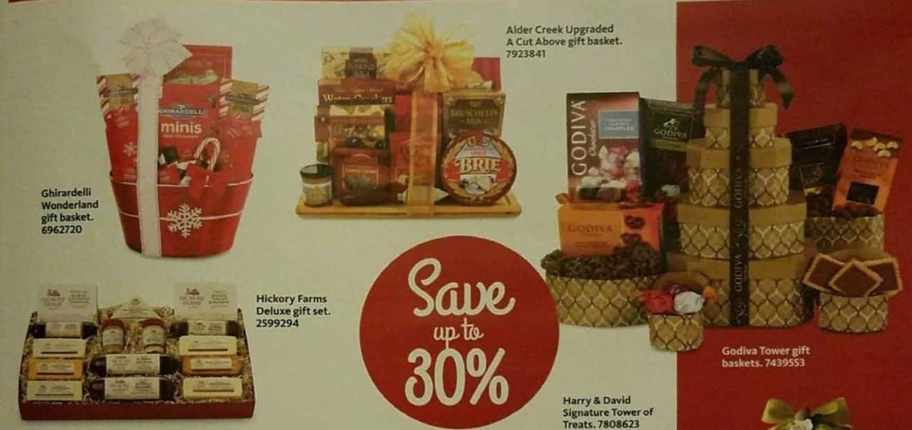 AAFES Black Friday: Hickory Farms Deluxe Gift Set - Up to 30% Off