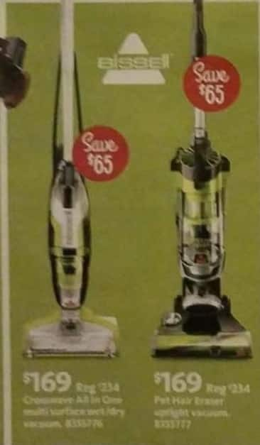 AAFES Black Friday: Bissell Vacuum for $169.00