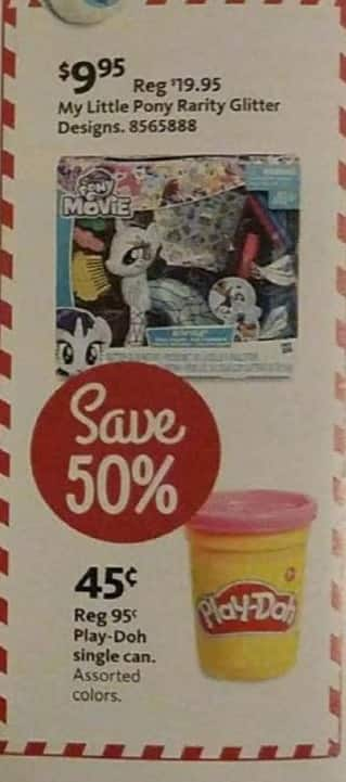 AAFES Black Friday: Play-Doh Single Can for $0.45