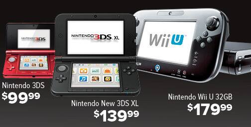 GameStop Black Friday: Nintendo 3DS (Pre-Owned) for $99.99