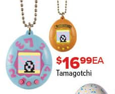 GameStop Black Friday: Tamagotchi Virtual Pets for $16.99