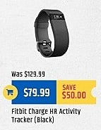 TigerDirect Black Friday: Fitbit Charge HR Activity Tracker for $79.99