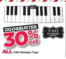Michaels Black Friday: All FAO Schwarz Toys - 30% Off