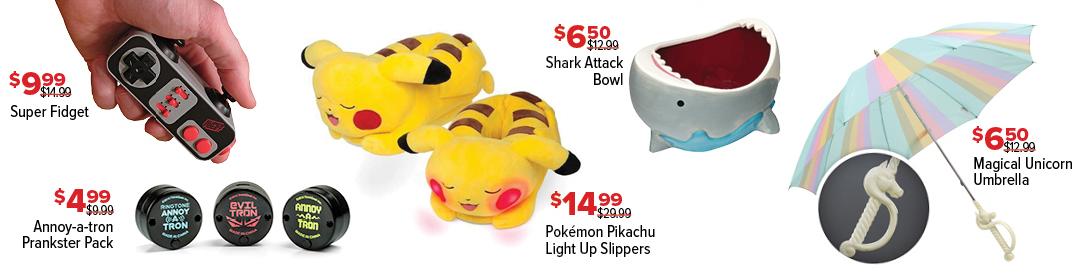 GameStop Black Friday: Shark Attack Bowl for $6.50
