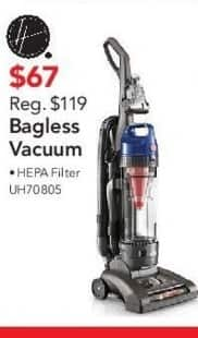 ABT Electronics Black Friday: Hoover Bagless Vacuum for $67.00