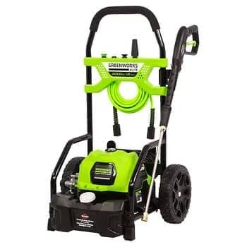 Greenworks 2000 PSI Electric Pressure Washer - $150